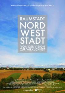 Raumstadt Nordweststadt - Filmplakat A4